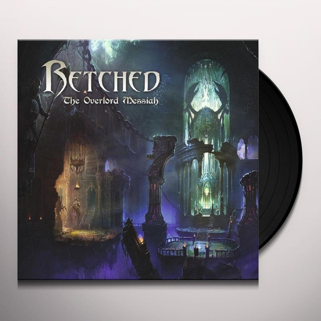 Retched OVERLORD MESSIAH Vinyl Record