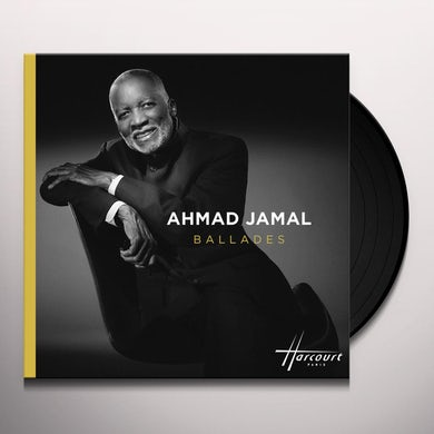 Ahmad Jamal BALLADES Vinyl Record
