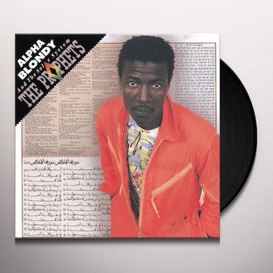 Alpha Blondy PROPHETS Vinyl Record