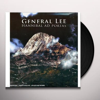 General Lee HANNIBAL AD PORTAS Vinyl Record