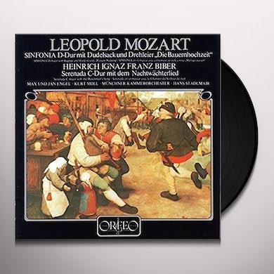 Engel / Moll / Stadlmair DIE BAUERNHOCHZEIT Vinyl Record