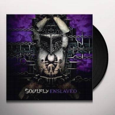 Soulfly ENSLAVED Vinyl Record