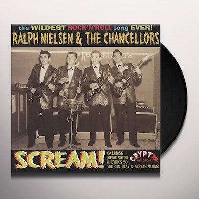 Ralph Nielsen SCREAM Vinyl Record