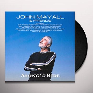 John Mayall ALONG FOR THE RIDE Vinyl Record