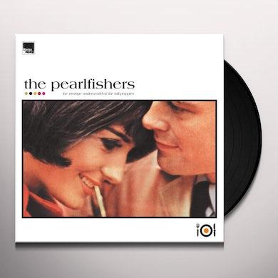 Pearlfishers STRANGE UNDERWORLD OF THE TALL POPPIES Vinyl Record