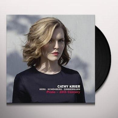 Berg PIANO: 20TH CENTURY Vinyl Record