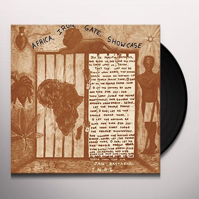 Africa Iron Gate Showcase / Various Vinyl Record