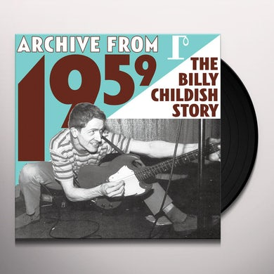 ARCHIVE FROM 1959: BILLY CHILDISH STORY Vinyl Record