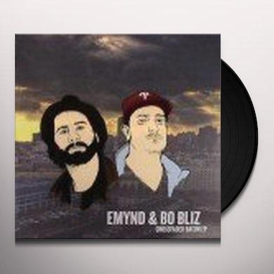 Emynd & Bo Bliz CROSSFADED BACON EP Vinyl Record - UK Release