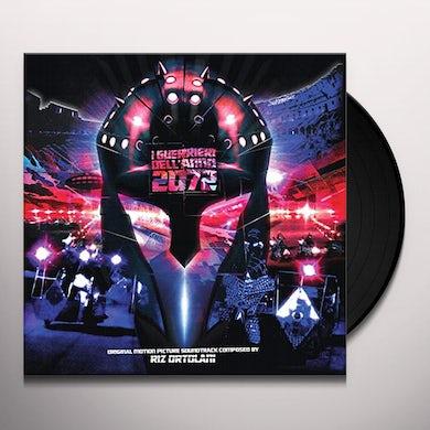 Riz Ortolani WARRIORS OF THE YEAR 2072 (ORIGINAL SOUNDTRACK) Vinyl Record