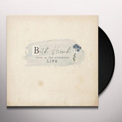 Beth Hirsch L.I.F.E 2.0 Vinyl Record