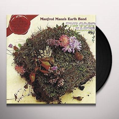 Manfred Mann GOOD EARTH Vinyl Record
