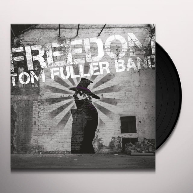 Tom Fuller FREEDOM Vinyl Record