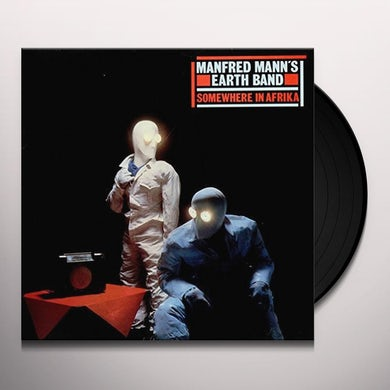 Manfred Mann SOMEWHERE IN AFRICA Vinyl Record
