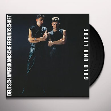 GOLD UND LIEBE Vinyl Record