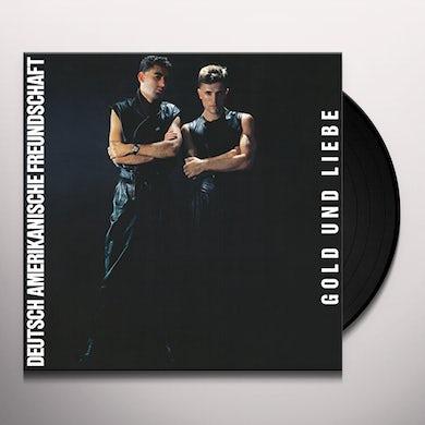 D.A.F. GOLD UND LIEBE Vinyl Record