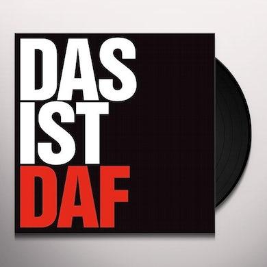 DAS IST DAF Vinyl Record