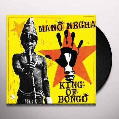 Mano Negra KING OF BONGO Vinyl Record