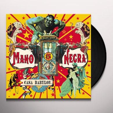Mano Negra CASA BABYLON Vinyl Record