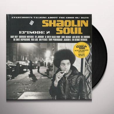 SHAOLIN SOUL EPISODE 2 / VARIOUS Vinyl Record