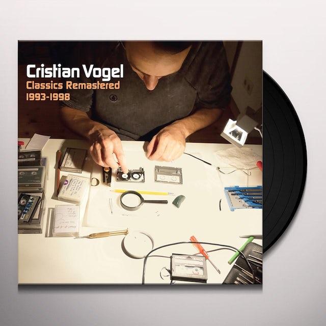 Cristian Vogel CLASSICS REMASTERED (1993-1998) Vinyl Record