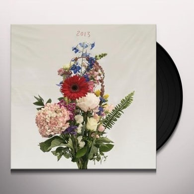 Meilyr Jones 2013 Vinyl Record