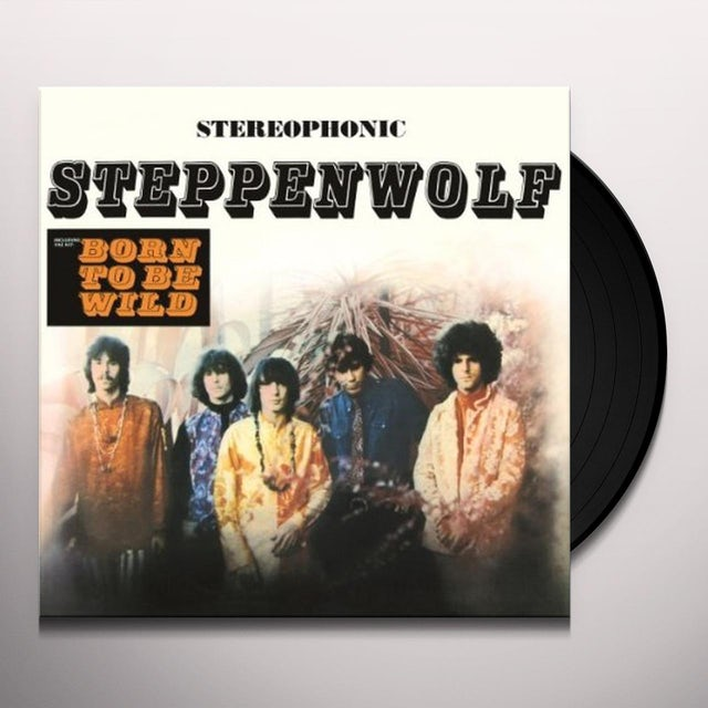 Steppenwolf Vinyl Record