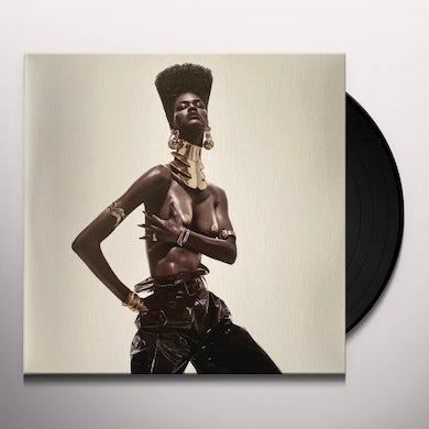 Teyana Taylor ALBUM Vinyl Record