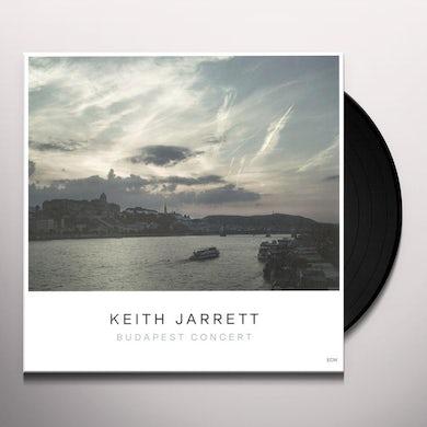 Keith Jarrett Budapest Concert (2 LP) Vinyl Record