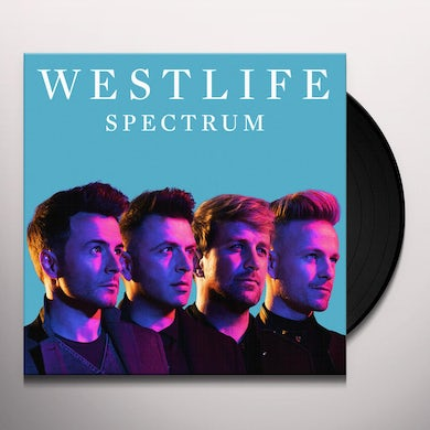 Westlife SPECTRUM Vinyl Record