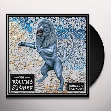 The Rolling Stones Bridges To Babylon (2 LP) Vinyl Record