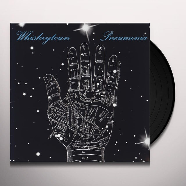 Whiskeytown PNEUMONIA (LTD) (Vinyl)
