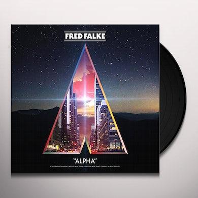 Fred Falke ALPHA Vinyl Record