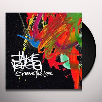 Jake Bugg GIMME THE LOVE / ON MY ONE Vinyl Record - UK Release