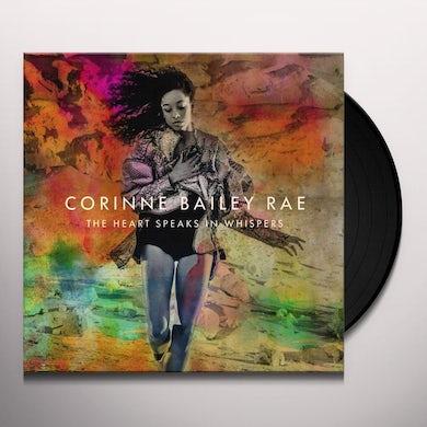 Corinne Bailey Rae HEART SPEAKS IN WHISPERS Vinyl Record
