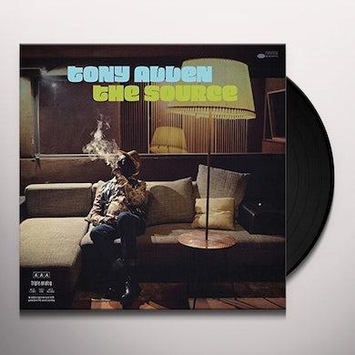 Tony Allen SOURCE Vinyl Record