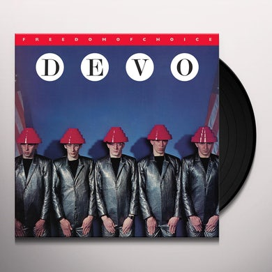 Devo Freedom Of Choice Ie Syeor 2020 Vinyl Record