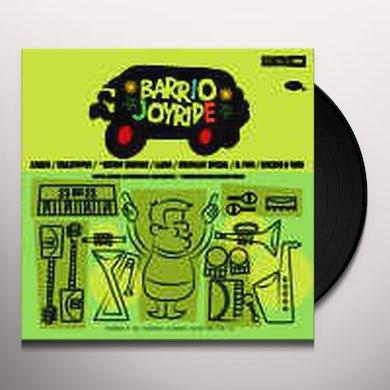 Saucy Horn BARRIO JOYRIDE Vinyl Record