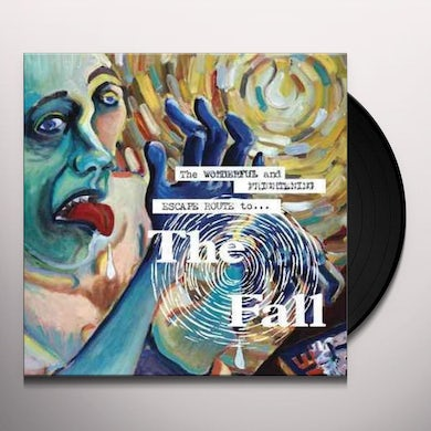 WONDERFUL & FRIGHTENING ESCAPE ROUTE TO FALL Vinyl Record