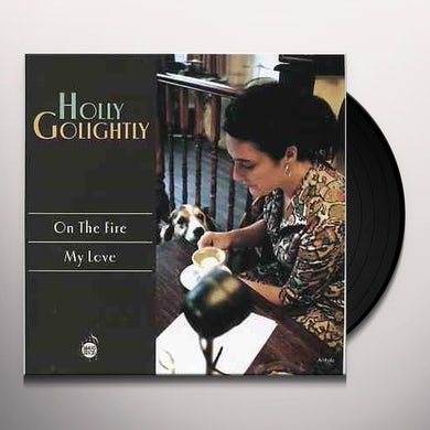 Holly Golightly ON THE FIRE Vinyl Record