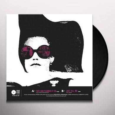 Piero Umiliani PARANOIA (ORGASMO) Vinyl Record