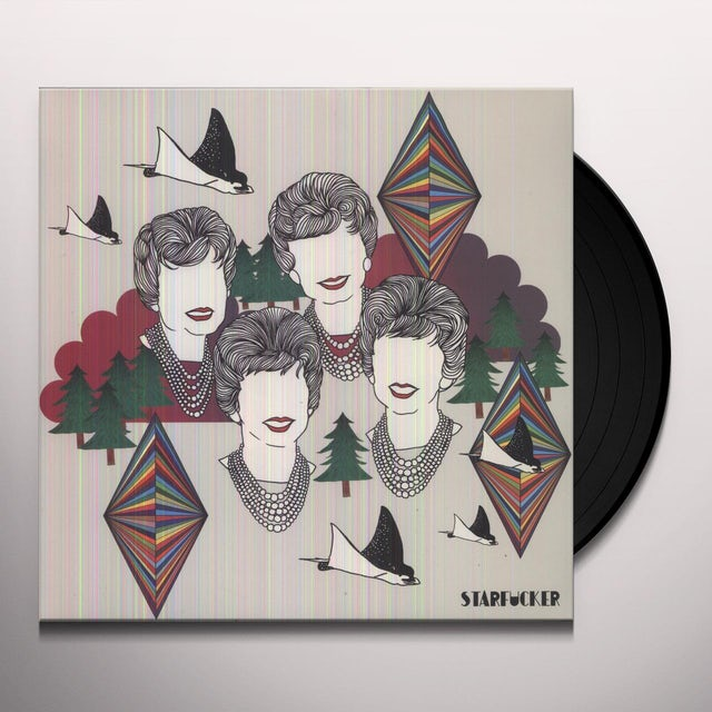 Starfuckers Vinyl Record