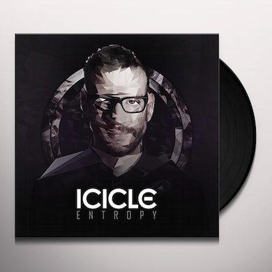Icicle ENTROPY Vinyl Record