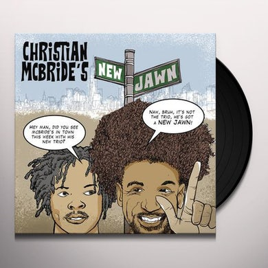 CHRISTIAN MCBRIDE'S NEW JAWN Vinyl Record