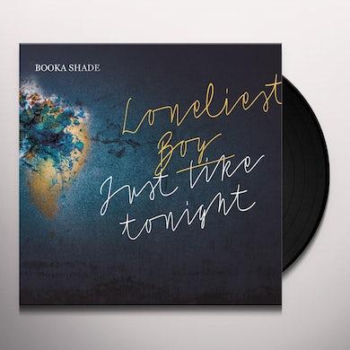 Booka Shade LONELIEST BOY / JUST LIKE TONIGHT Vinyl Record