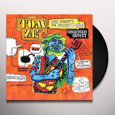 FABRICATION DEFECT Vinyl Record