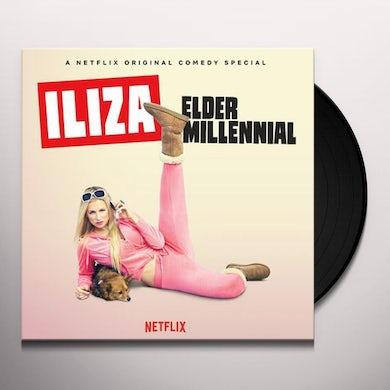 Iliza Shlesinger ELDER MILLENIAL Vinyl Record