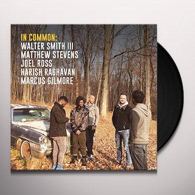 Matthew Stevens IN COMMON Vinyl Record