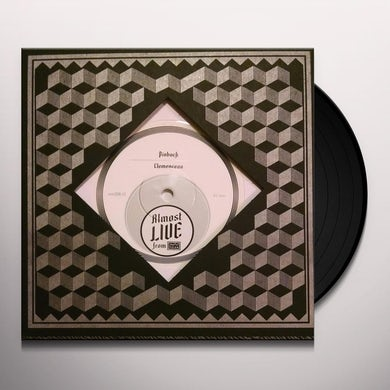 Pinback CLEMENCEAU Vinyl Record