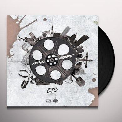 Eto / Flu MOTION PICTURE Vinyl Record